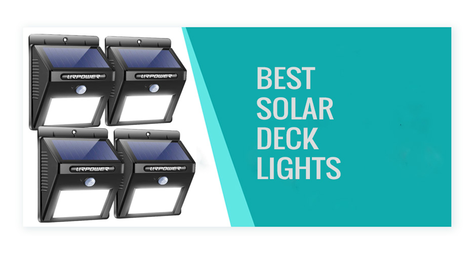 Best Solar Deck Lights